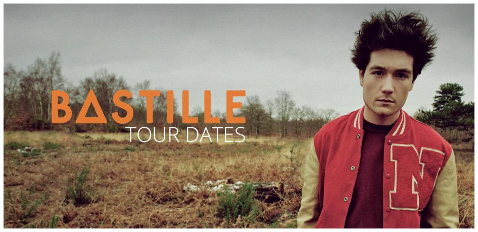 Bastille Tour Dates
